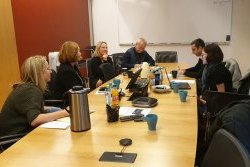 NSI experts visited Norway to be acquainted with experience in researching vulnerable groups of population